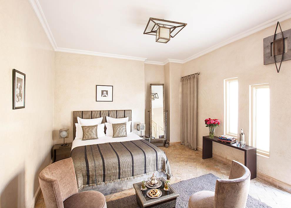 RIAD COCOON MARRAKECH   riad luxe medina, chambre- Marrakech Riad_Cocoon