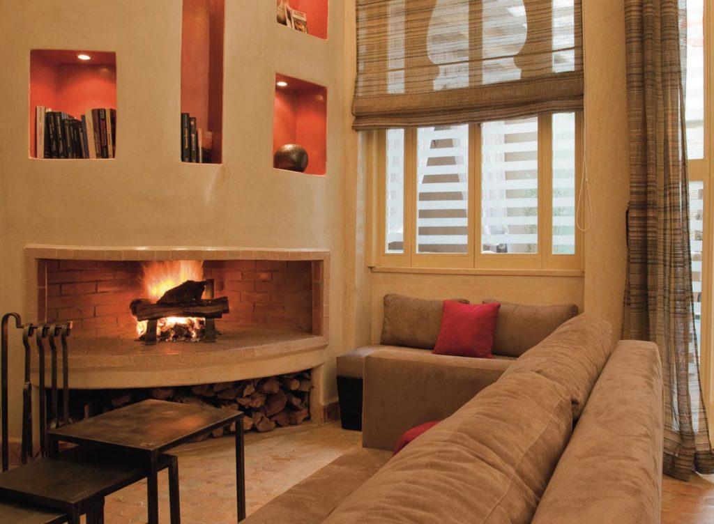 RIAD COCOON MARRAKECH   riad luxe medina - excursion - salon- Marrakech Riad_Cocoon