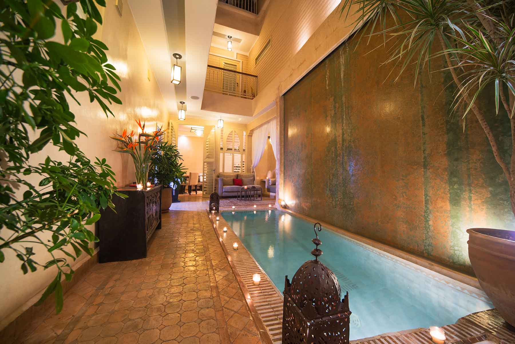 RIAD COCOON MARRAKECH   riad luxe medina - terrasse - patio- Marrakech Riad_Cocoon