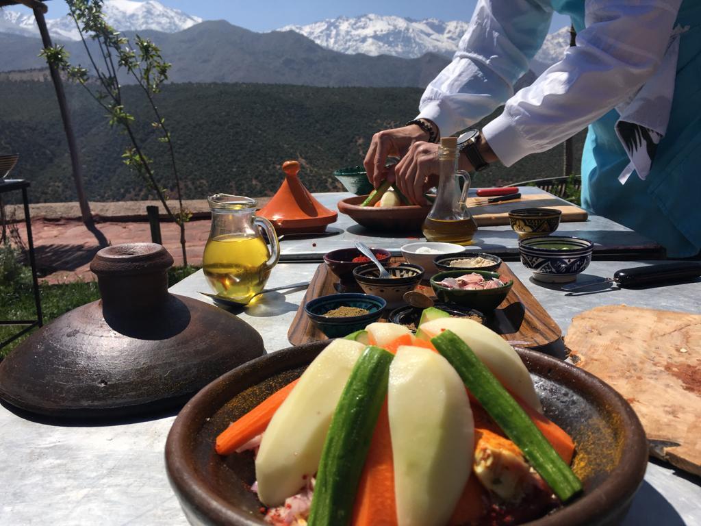 RIAD COCOON MARRAKECH   riad luxe medina, cours cuisine marrakech