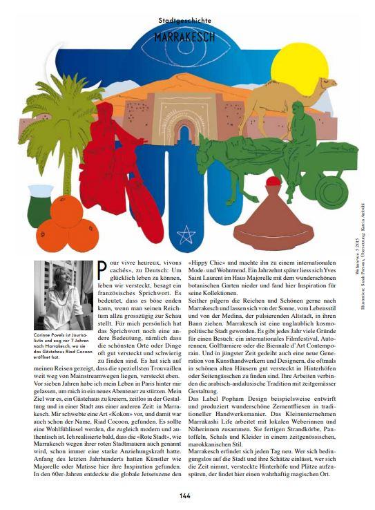 RIAD COCOON MARRAKECH | riad luxe medina, article_Marrakesch