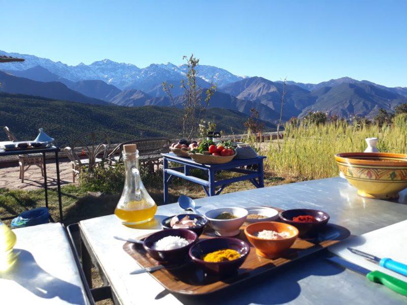 RIAD COCOON MARRAKECH | riad luxe medina, cours cuisine marrakech