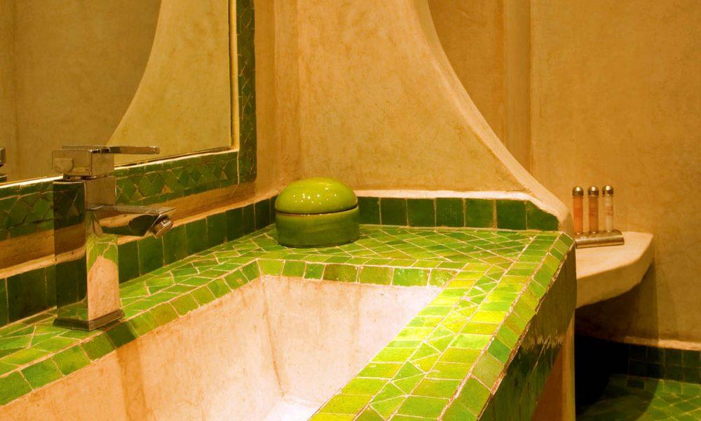 RIAD COCOON MARRAKECH | riad luxe medina, salle de bain , Marrakech Riad_Cocoon