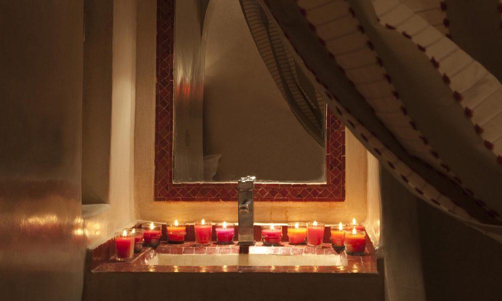 RIAD COCOON MARRAKECH   riad luxe medina, salle de bain , Marrakech Riad_Cocoon