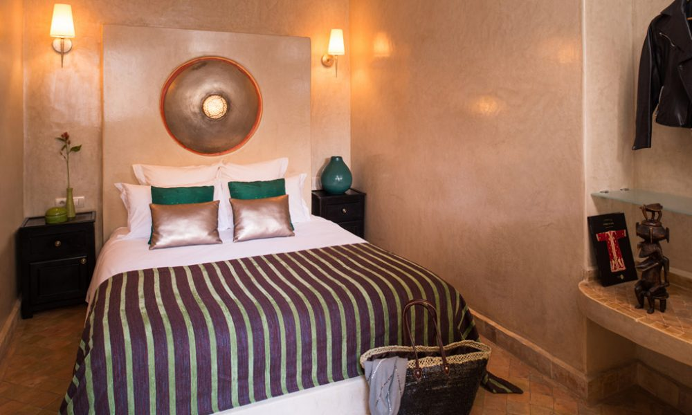 RIAD COCOON MARRAKECH   riad luxe medina - excursion - chambre - Marrakech Riad_Cocoon