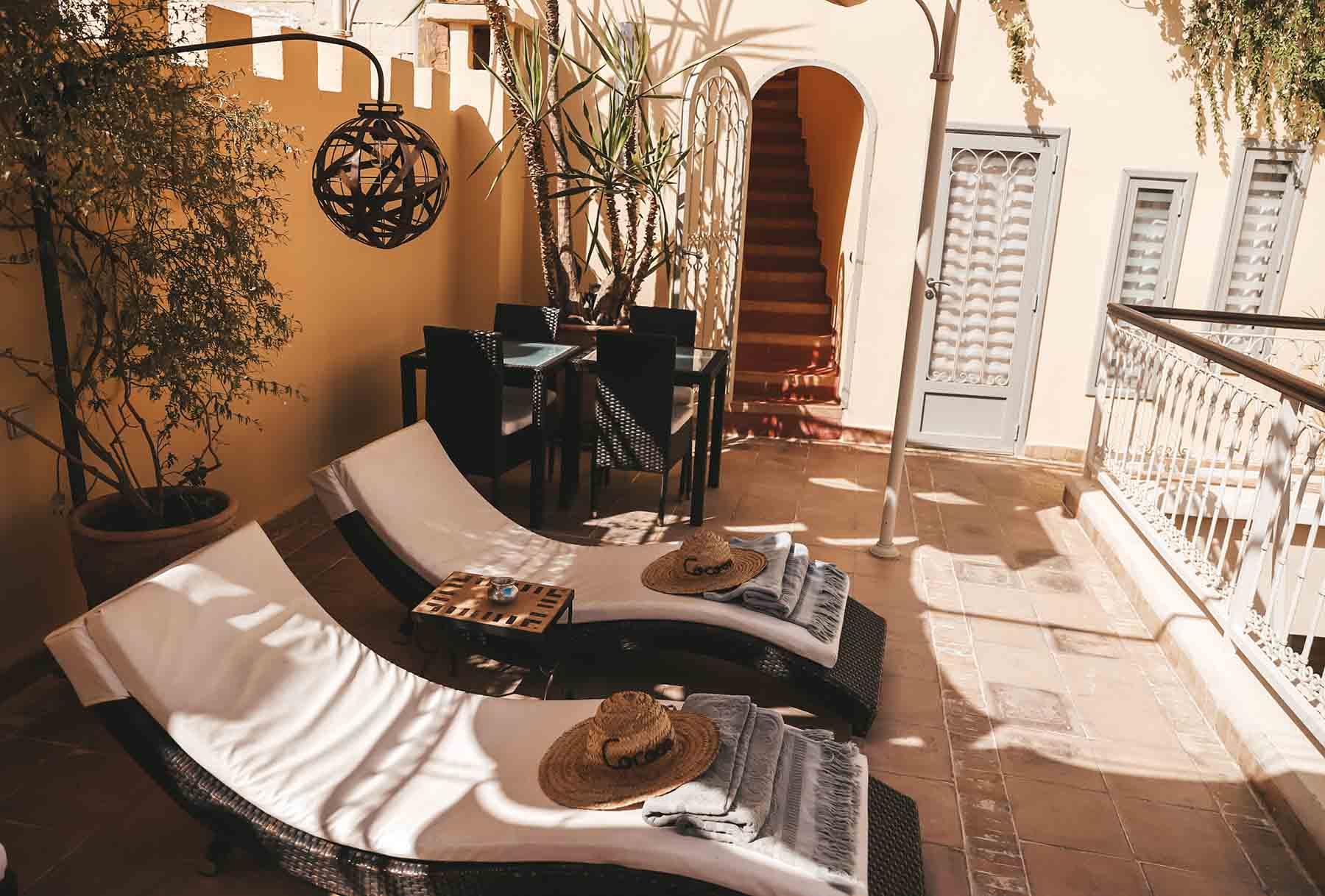 RIAD COCOON MARRAKECH | riad luxe medina - terrasse - salon- Marrakech Riad_Cocoon