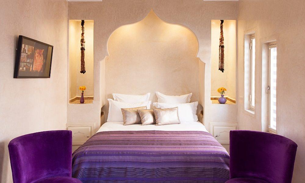 RIAD COCOON MARRAKECH | riad luxe medina, chambre luxe marrakech