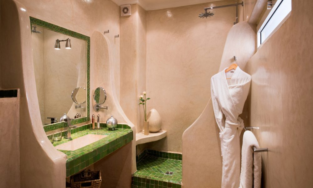 RIAD COCOON MARRAKECH | riad luxe medina, salle de bain - Marrakech Riad_Cocoon
